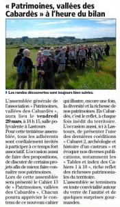 AG LIMOUSIS INDEP 26 MARS 19