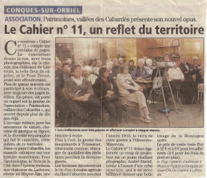Cahier 11