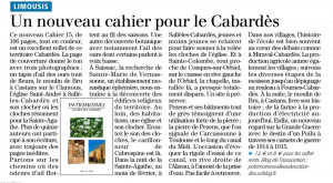 CAHIER 15 INDEP. 19 AVRIL 21