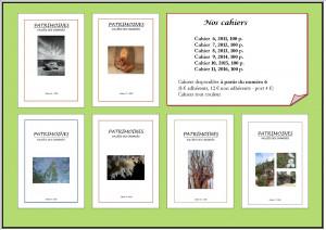 Cahiers 6 à 11