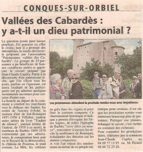 Chateau des Saptes