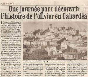 olivier en Cabardès