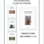 Couverture tables et index-Une