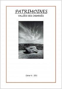 Couverture cahier 6  (A3)