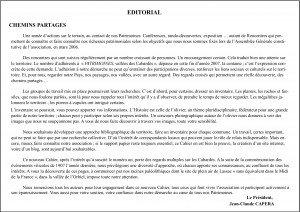 Editorial Cahier 2 (A3)