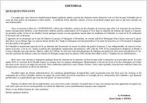 Editorial Cahier 8 (A3)