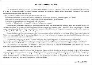 Fondements (A3)