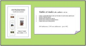 Tables et index